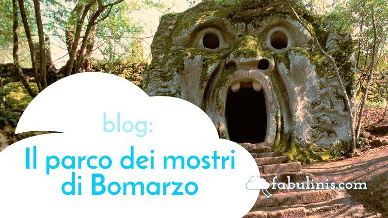 Bomarzo e il parco dei mostri - articolo di blog