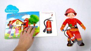 Faccio il pompiere - pagina interna