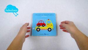 I mezzi di trasporto rilievo - copertina