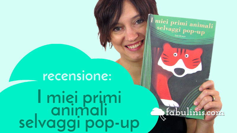 I miei primi animali selvaggi pop up 🐯