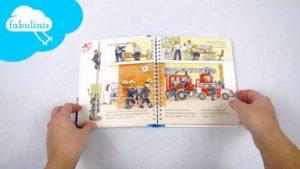 I pompieri - recensione libro per bambini