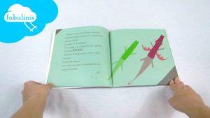Il coccodrillo che voleva essere drago - pagina interna