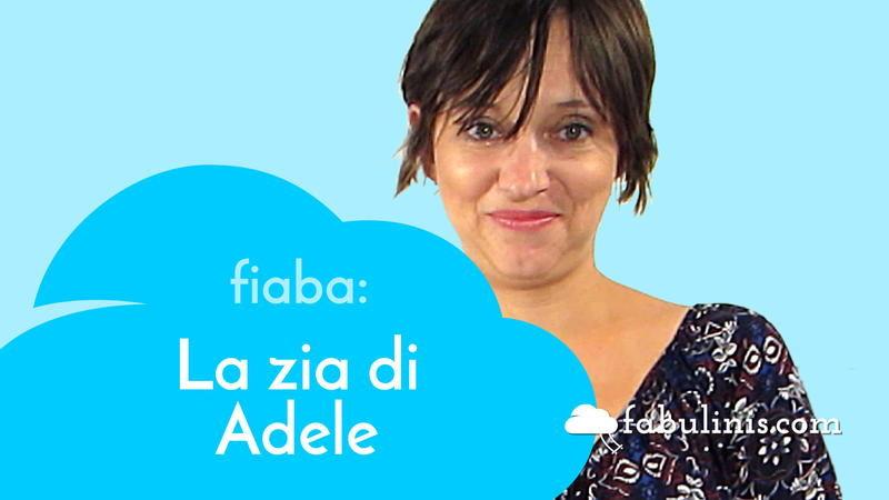 La zia di Adele
