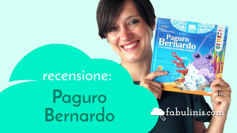 Paguro Bernardo - recensione libro per bambini