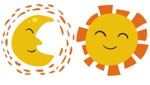 le differenze tra il giorno e la notte - articolo di blog
