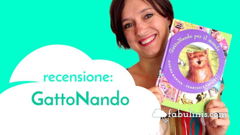Gatto Nando - recensione libro per bambini