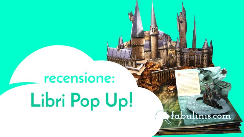Libri pop up per bambini e adulti 🏰 un po' di idee ☺️