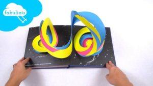il viaggio del vento - libri pop up