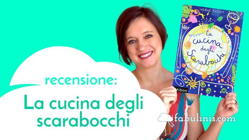 la cucina degli scarabocchi- recensione libro per bambini illustrato