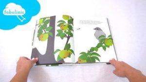 stagioni ramo melo - libri sulla natura