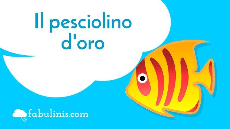 Il pesciolino d'oro 🐟