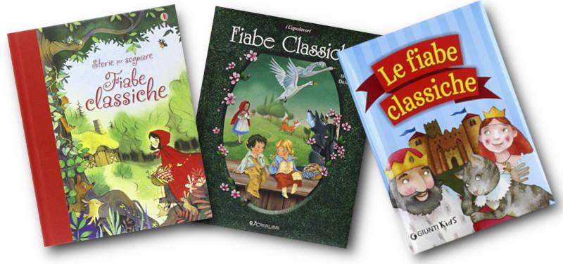 Libri di fiabe classiche per bambini
