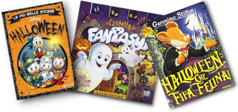Libri di Halloween per bambini