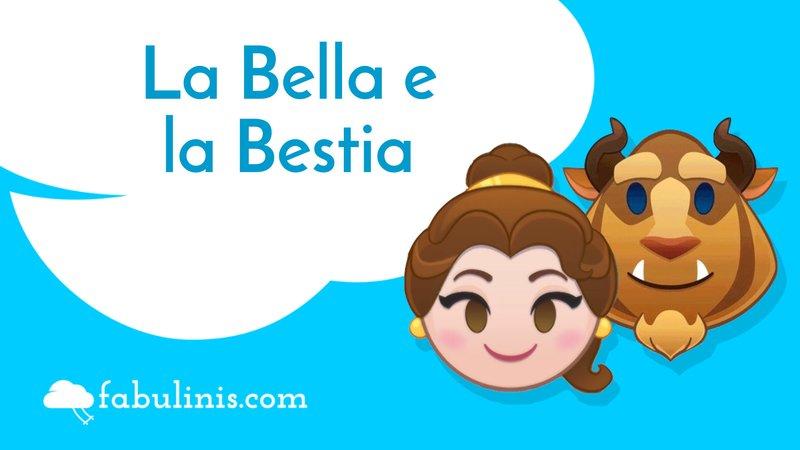 La Bella e la Bestia 👧🦁