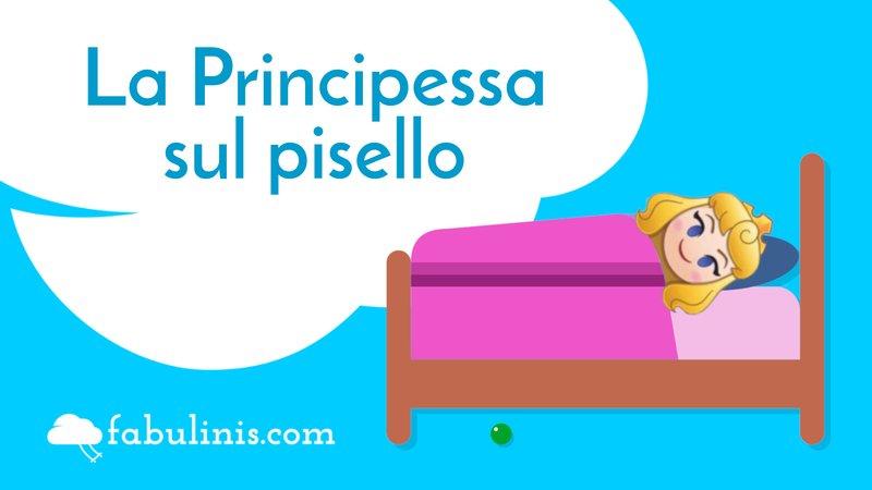"""cove della fiaba """"la principessa sul pisello"""""""