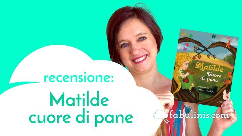 Matilde Cuore di pane 🧡