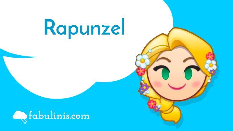 Rapunzel - favole per bambini raccontate