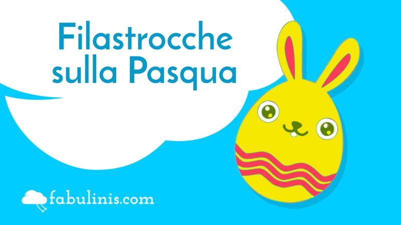 Filastrocche sulla Pasqua 🐇🐣