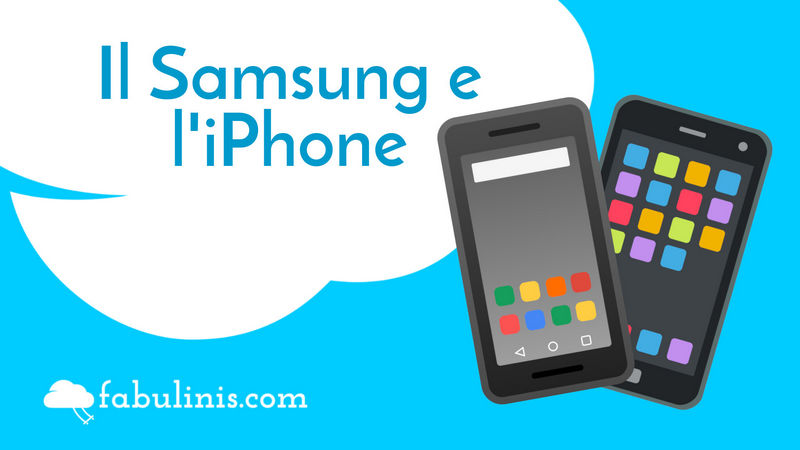 Il Samsung e l'iPhone 📱